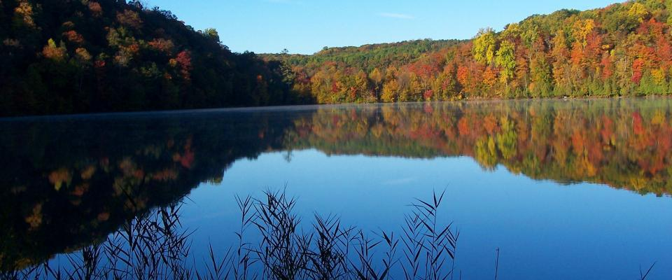 Green Lakes State Park - Photo courtesy of Flickr - Credit Andy Arthur