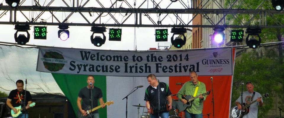 Syracuse Irish Festival - Photo courtesy of Flickr - Credit cp_thorton