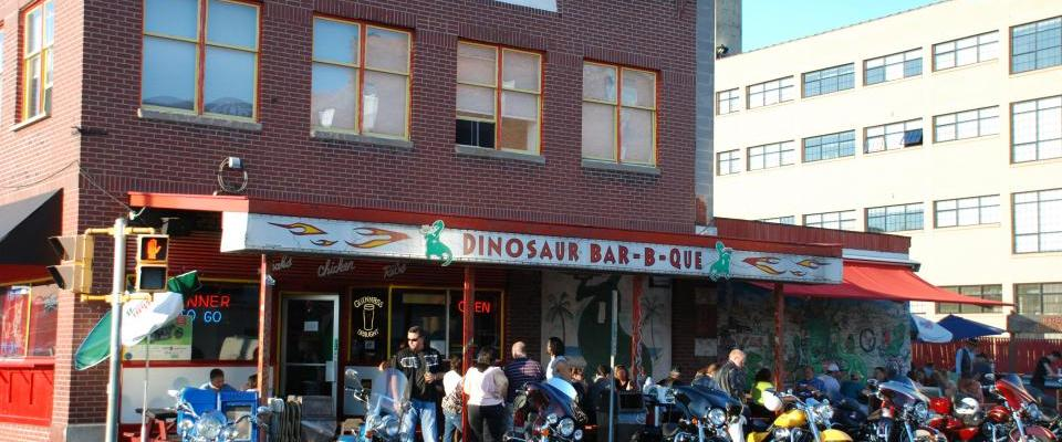 Dinosaur BBQ - Photo courtesy of Flickr - Credit Joe Shlabotnik